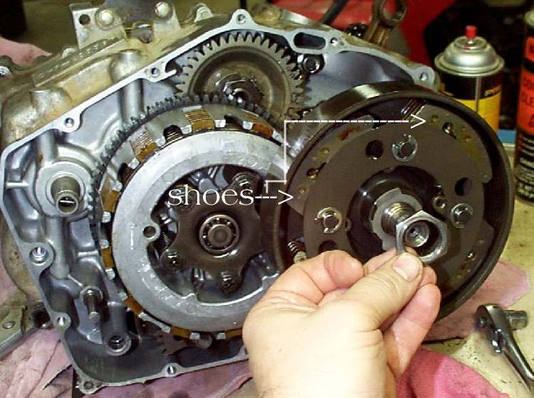 Dan S Motorcycle Automatic Clutches