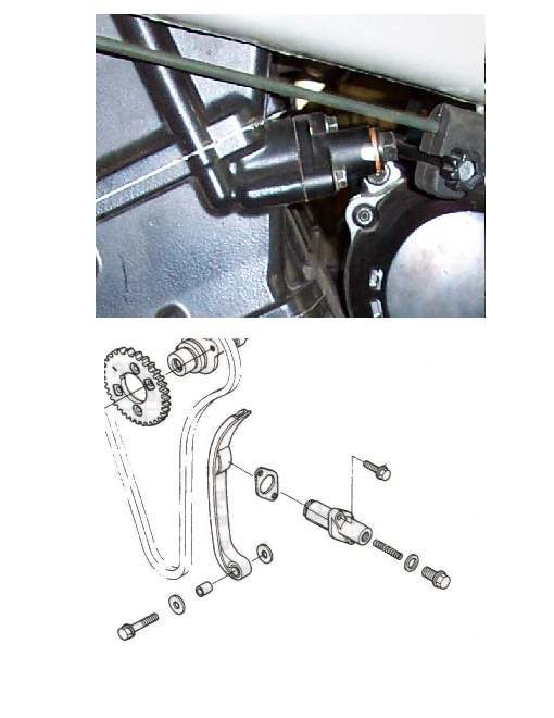 Camchain adjust furthermore Watch as well 1972 Honda Cl350 Cafe Racer besides Cb 900 f boldor 1981 besides Valve timing. on kawasaki timing chain tensioner