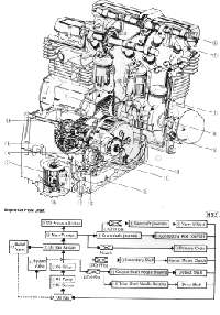 90cc Honda Clone Engine Diagram
