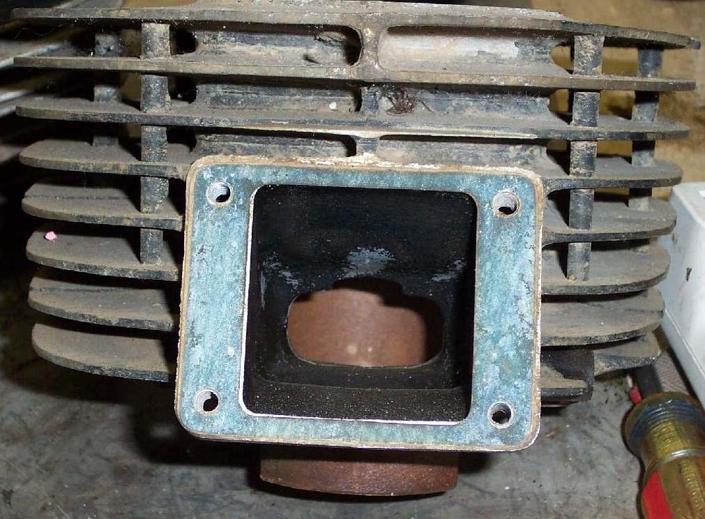 Honda Small Engine >> Dan's Motorcycle Reed Valves