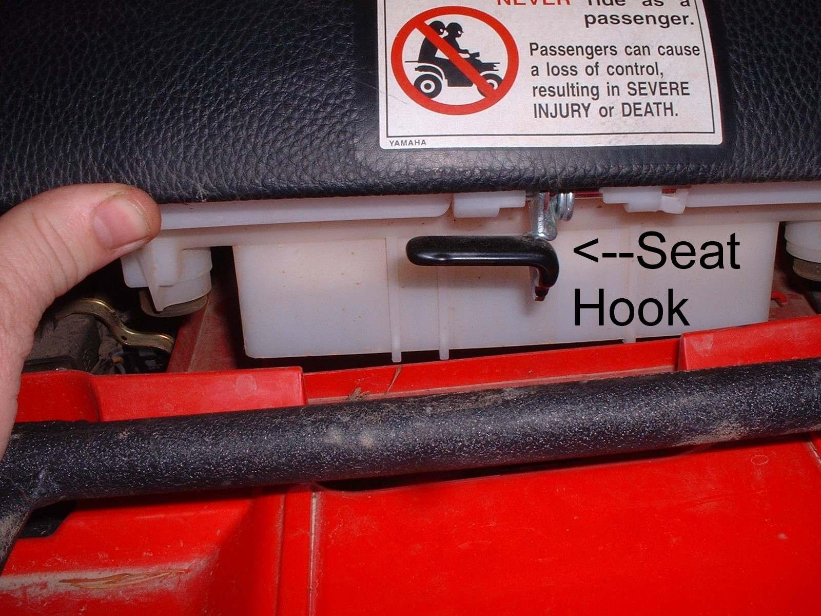 Seats Yam Kodiak on Honda Motorcycle Wiring